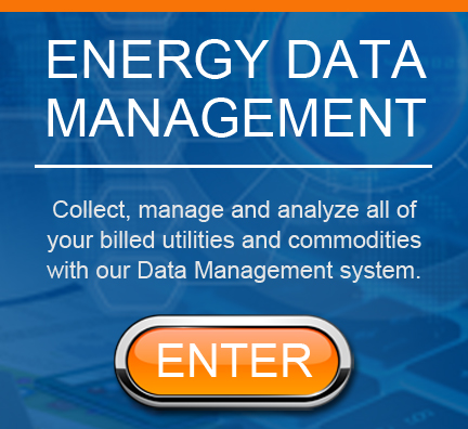 Energy Data Management Login